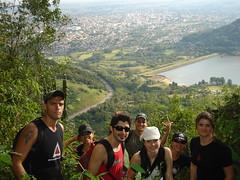 32ª Trilha - Morro do Platô - Santa Maria RS - 20.04.2008 por Clube Trekking Santa Maria RS - BRASIL