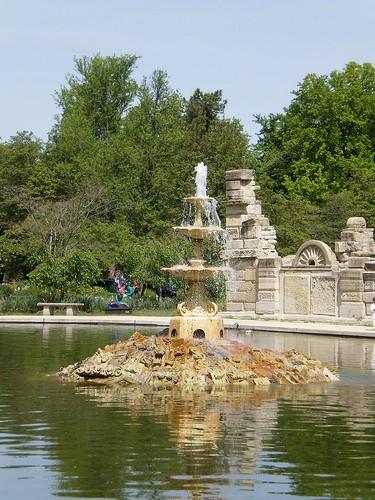 Tower Grove Park Fountain