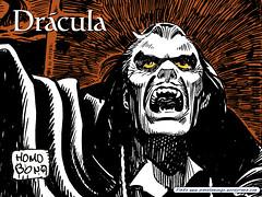 Drácula, de Antonino - Clique para baixar este papel de parede
