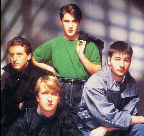 China Crisis; very much of their time in the best possible way.