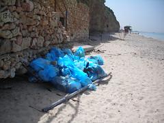 Herzliya Beach Clean Up