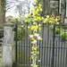 Easter cross at Bamford Chapel