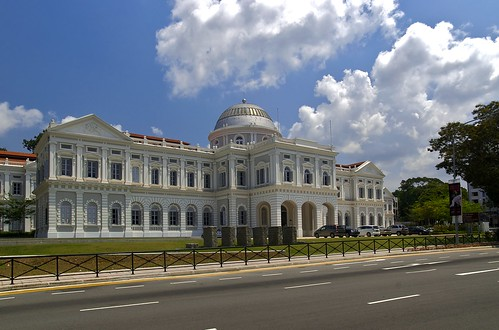 Singapore National Museum by Freimut.