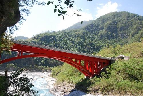 砂卡噹?道-橋