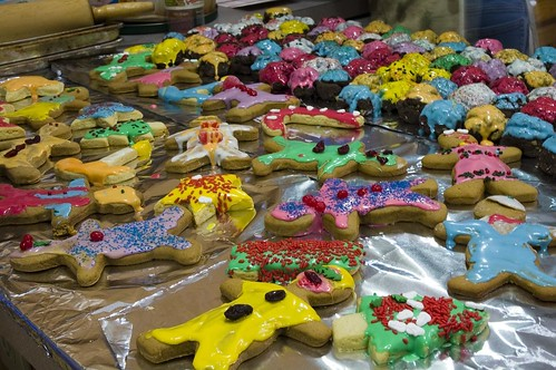 all kinds of cookies