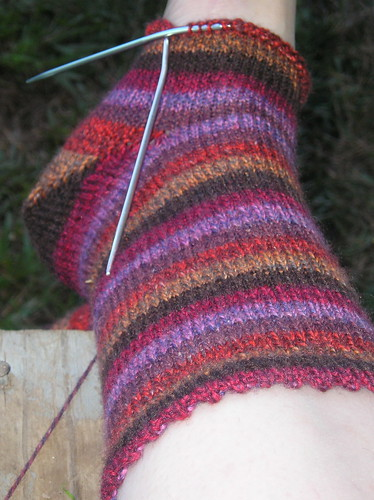 Colortweed Socks