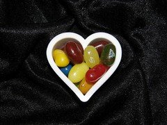 Baby Jelly Bean Heart
