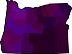 Oregon (RGB)