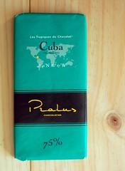 Pralus Cuba Chocolate 75%