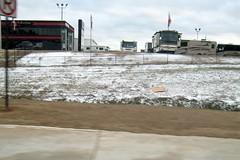 Snow on GA316