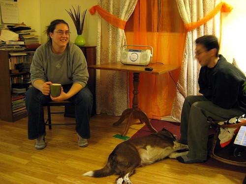 Tess and Dalain