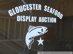 Click To View Video On Floor Of Gloucester Seafood Display Auction