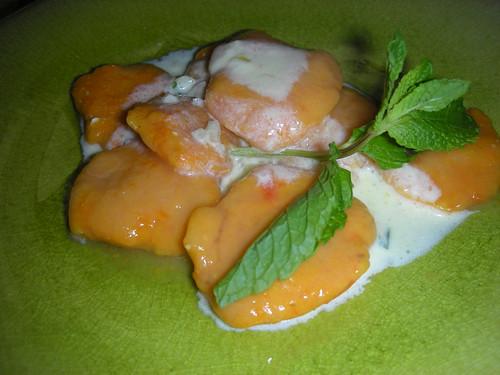 Spiced Carrot & Feta Gnocchi