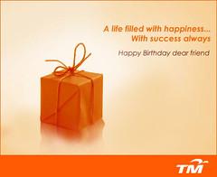 TM birthday