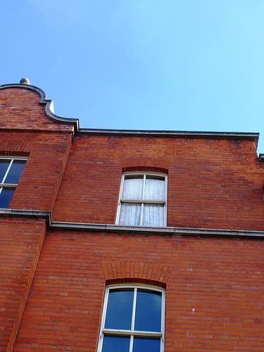 Beautiful light & beautiful jacobean buildings