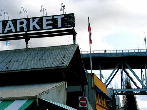 What I envision when I think Granville Island