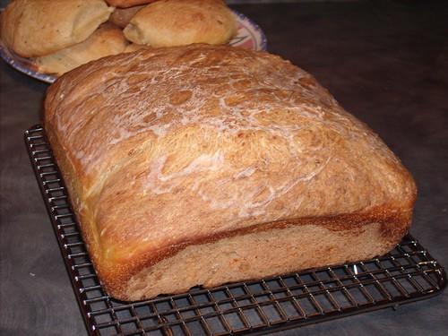Tender Potato Bread Loaf