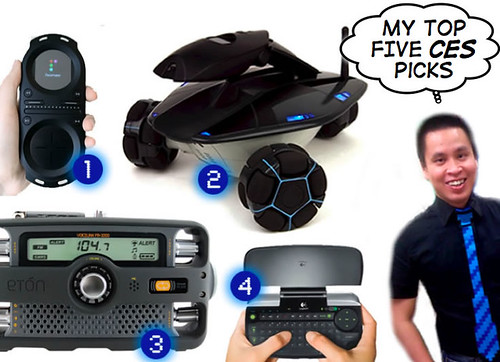 My Top Five CES Picks