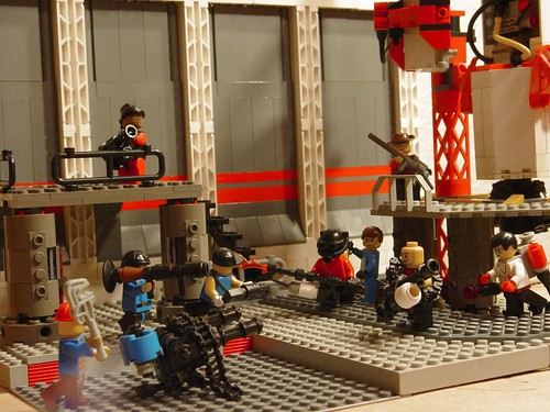 Lego Team Fortress 2