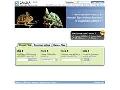 Zamzar - Free online file conversion