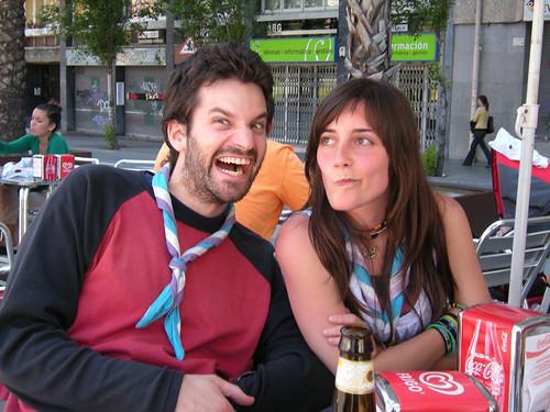 La Mostra 2009: Quim i Leyre també volen participar...