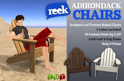 Reek - Adirondack Chairs