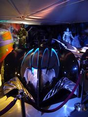 LA - WB Studio - Batman's car!!