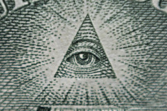 Clairvoyance, esp, research, psi, remote viewing, All-Seeing Eye
