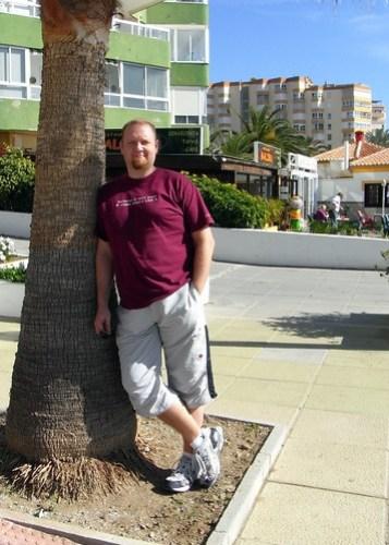 Me! In Spain!