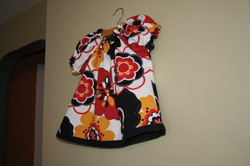 Lotus Blossom Shirt N, sideview
