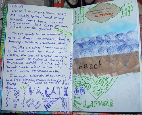 Travel Journal - page 2