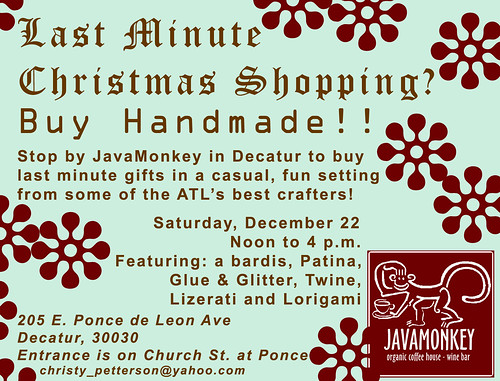 The Last Minute Shopping Trunk Show