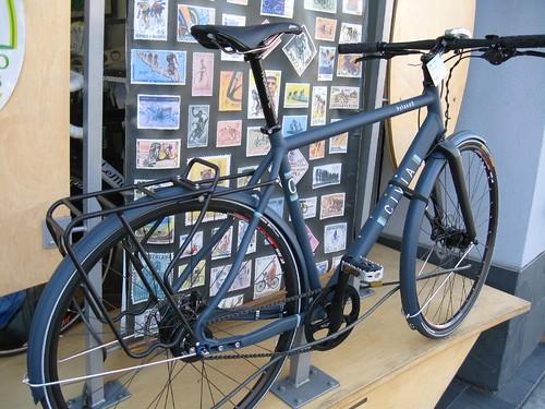 Civia at Palo Alto Bicycles