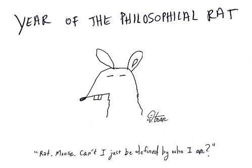 philisophical rat