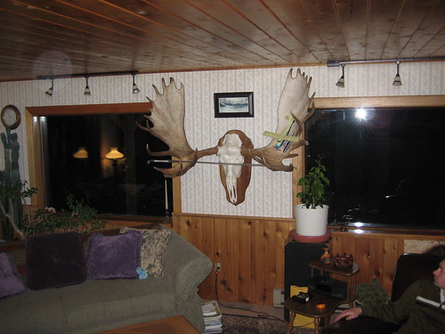 Inside Aunt Jeanne\'s House
