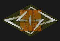 Grid Trefoil Tetra Torus