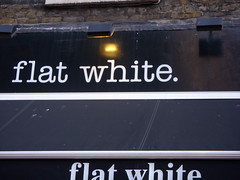 Flat White Shopfront
