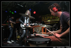 Crush Buildings @ Zaphods