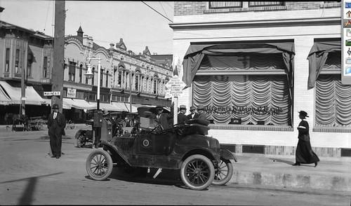 Photo Main Street, 1916