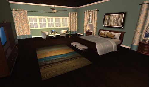 The Loft - Main Bedroom