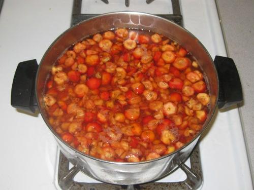 cooking crabapples