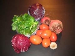 Aardvlo veggiebag week 46