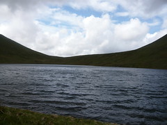 Windy tarn