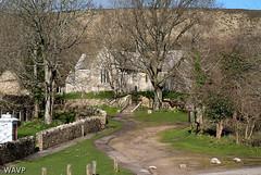 Tyneham Church