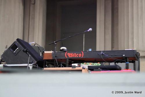 Wilco @ Greek Theatre