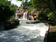 Cedar Point - Thunder Canyon