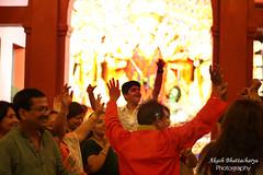 Dance @ Durga bari