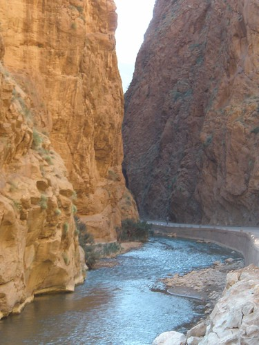 Gorges de Dades, Marroc