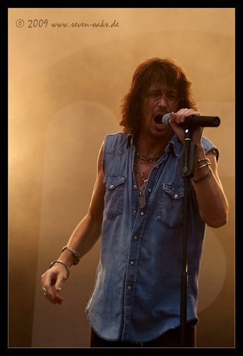 Kelly Hansen / Foreigner