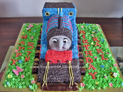 Thomas cake untuk KARL